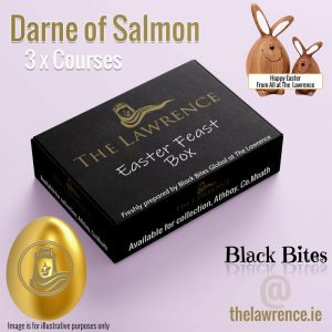 Easter Darne of Salmon - The Lawrence, Athboy